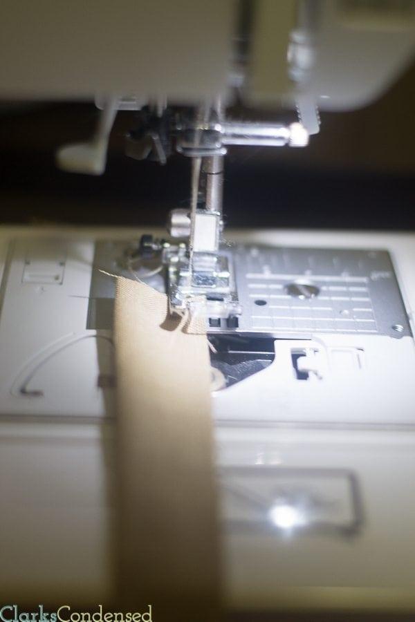 Sew the Rough Edge