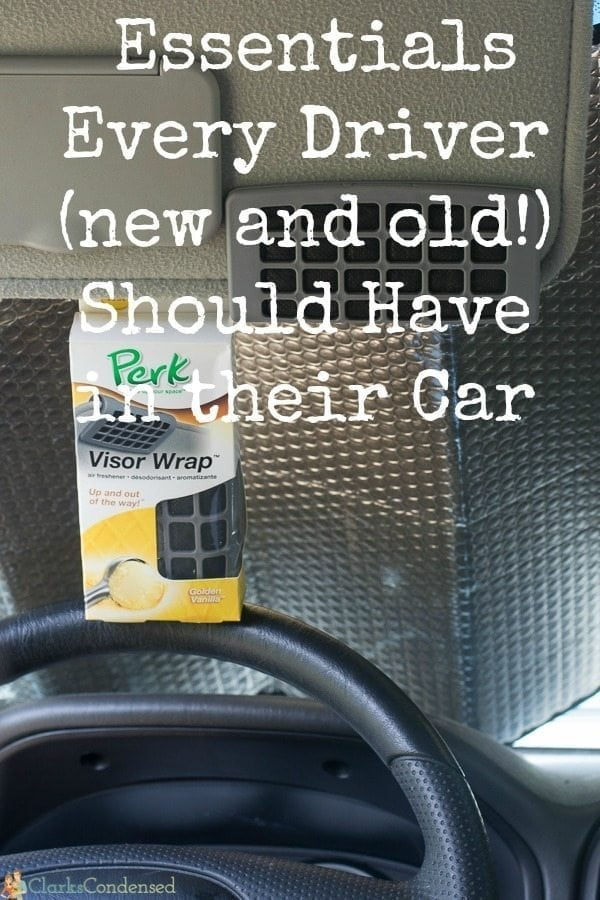 Essentials that every driver should have in their car!
