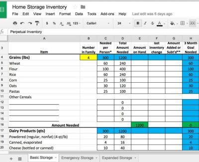 home-storage-inventory