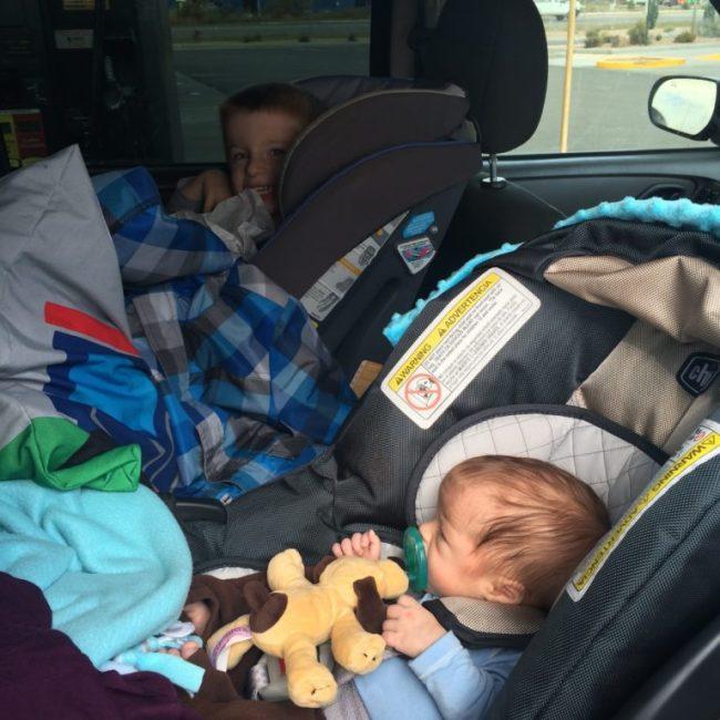 oliver road trip