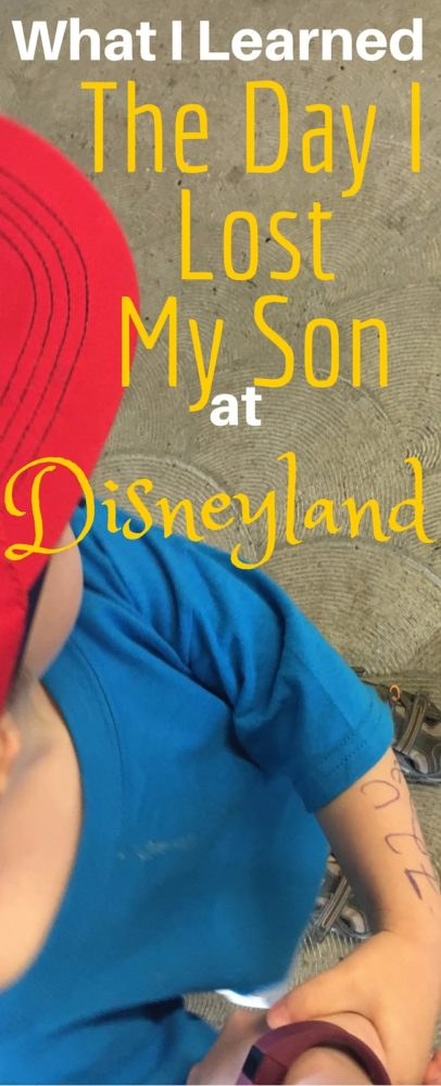 What I Learned the Day I Lost My Son at Disneyland via @clarkscondensed