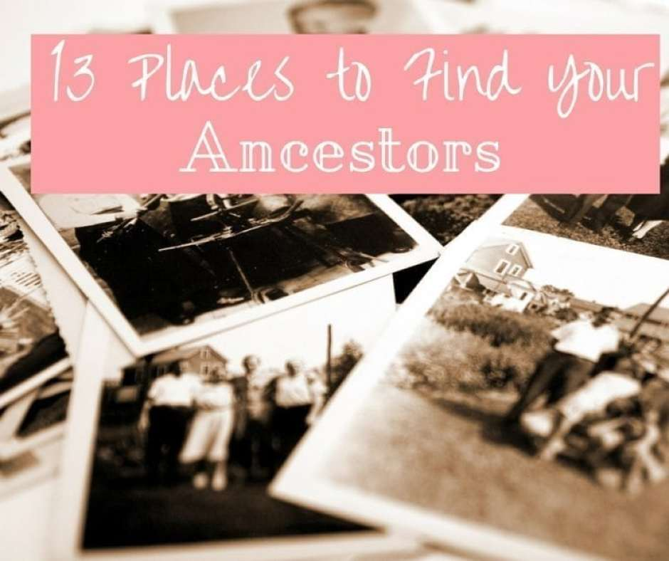 13 Places to Find Your