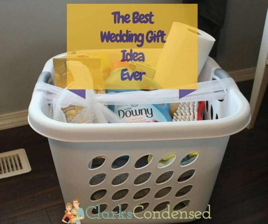 Top Wedding Gift Ideas: The Best Wedding Gift Idea Ever