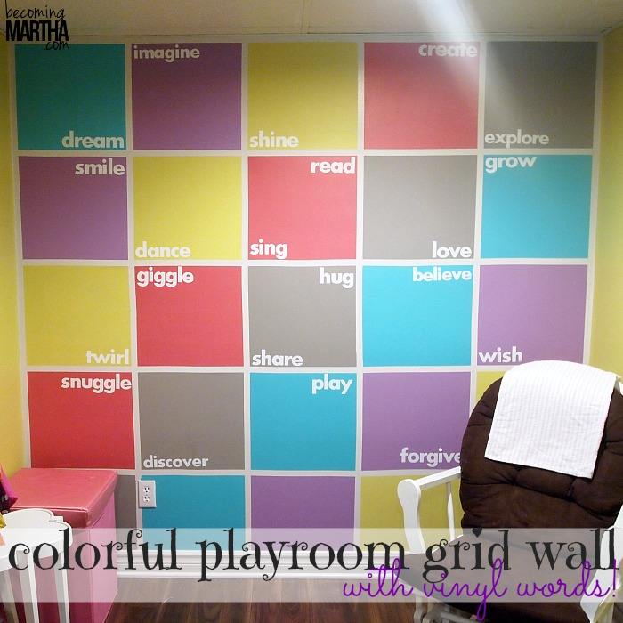 Colorful Playroom: What Cricut Projects Can I Make? 50+ Creative Ideas