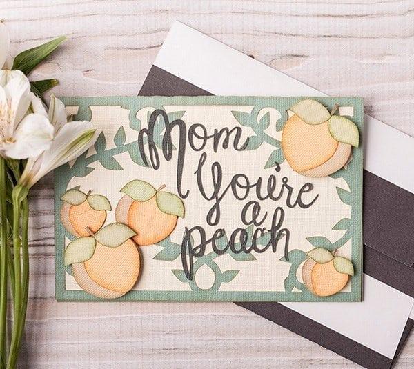 mom you\'re peach