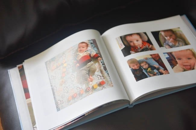 ded249bb156ce Make Your Own Baby Book  DIY Baby Book
