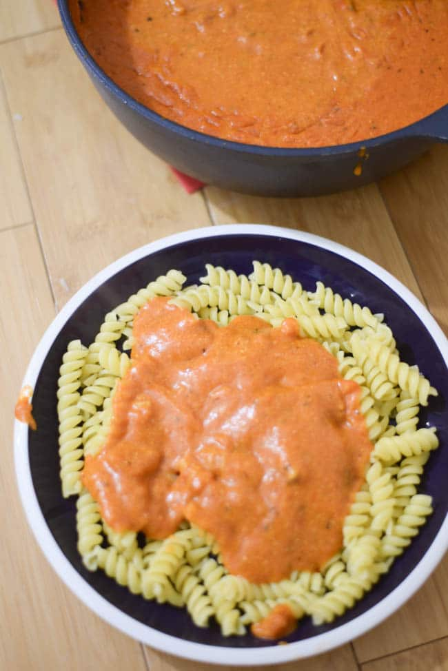 Copycat Olive Garden Five Cheese Marinara Recipe