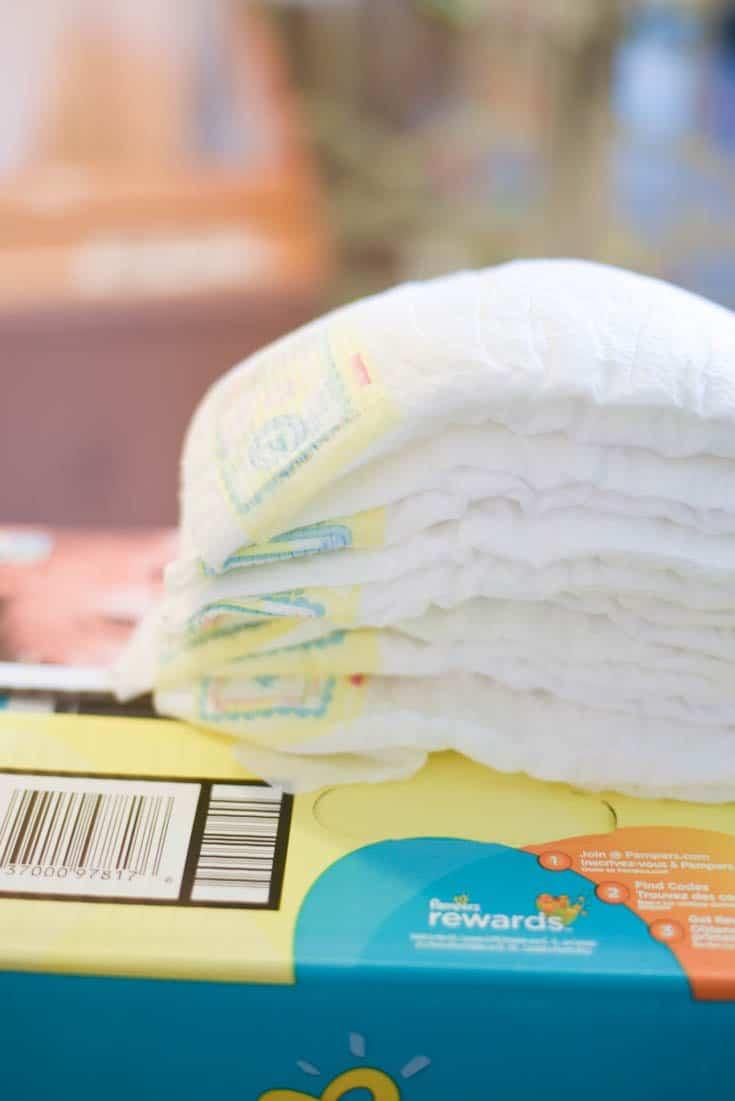 Diaper Stockpile