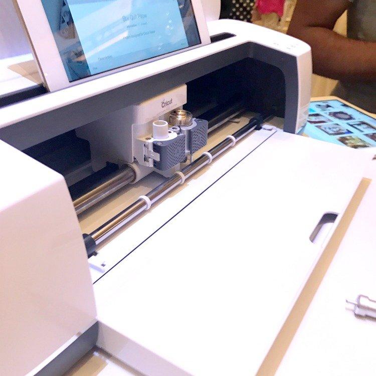 The Cricut Maker Machine