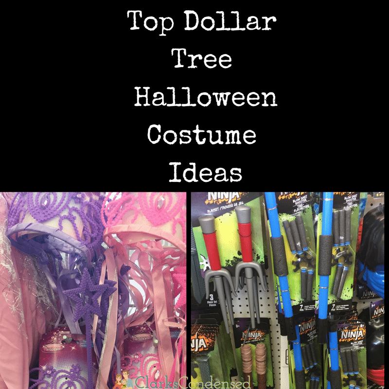 dollar tree halloween costume ideas