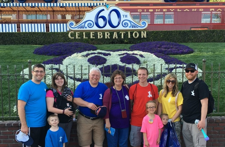 Family Disneyland Shirts