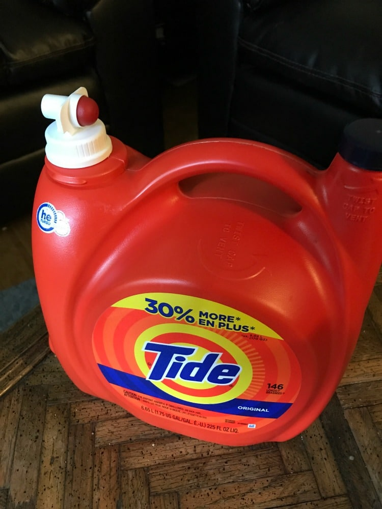 Tide Detergent at Sam's Club