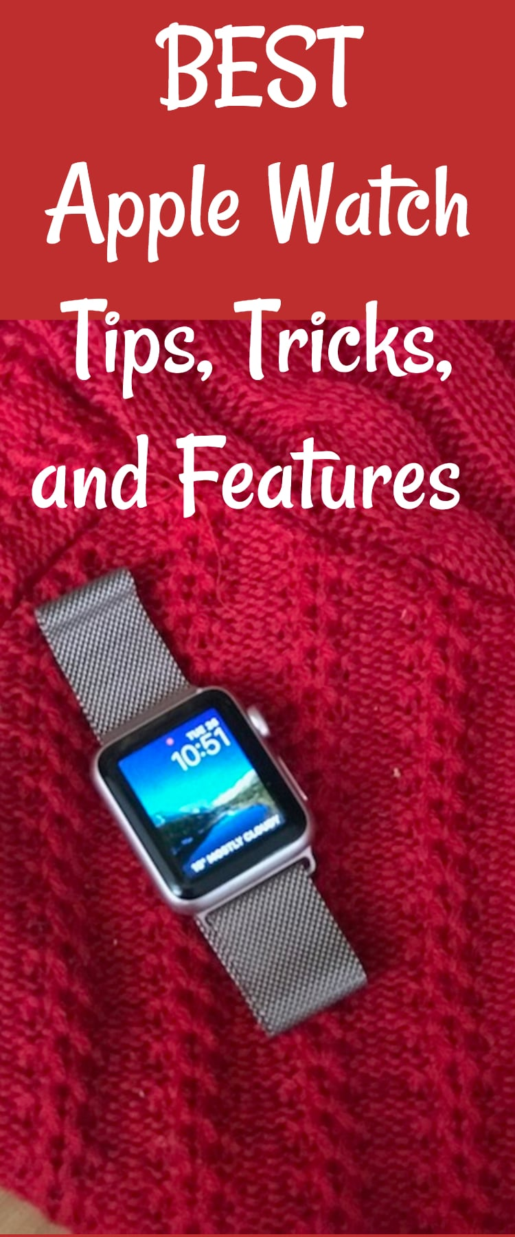 Apple Watch Tips / Apple Watch Features / Apple Watch iOS / Fitness Tracker / Fitness via @clarkscondensed