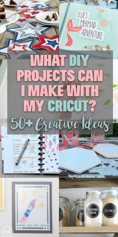 cricut projects / cricut cricut ideas / cricut explore projects / cricut tutorials / cricut for beginners / cricut crafts / cricut explore air via @clarkscondensed