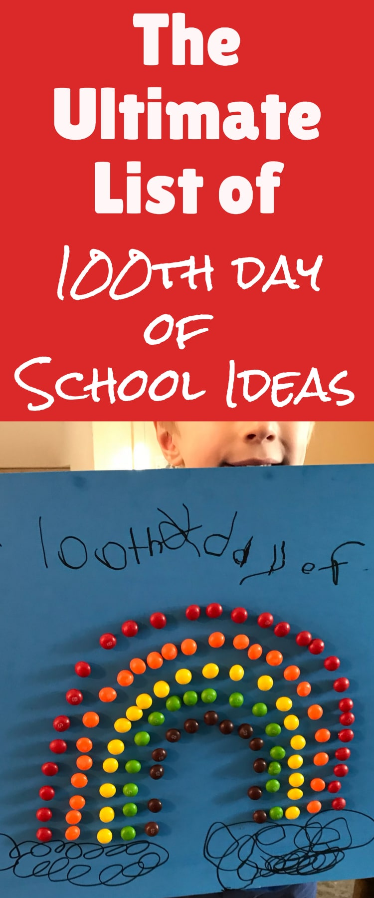 100th day of school - 100 Day Project Kindergarten
