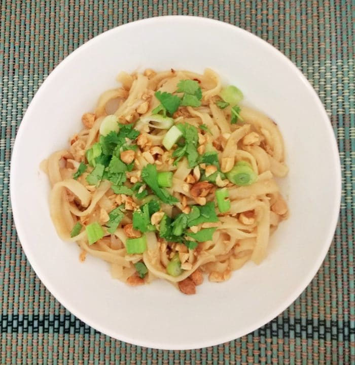 One Pot Chicken Pad Thai Recipe