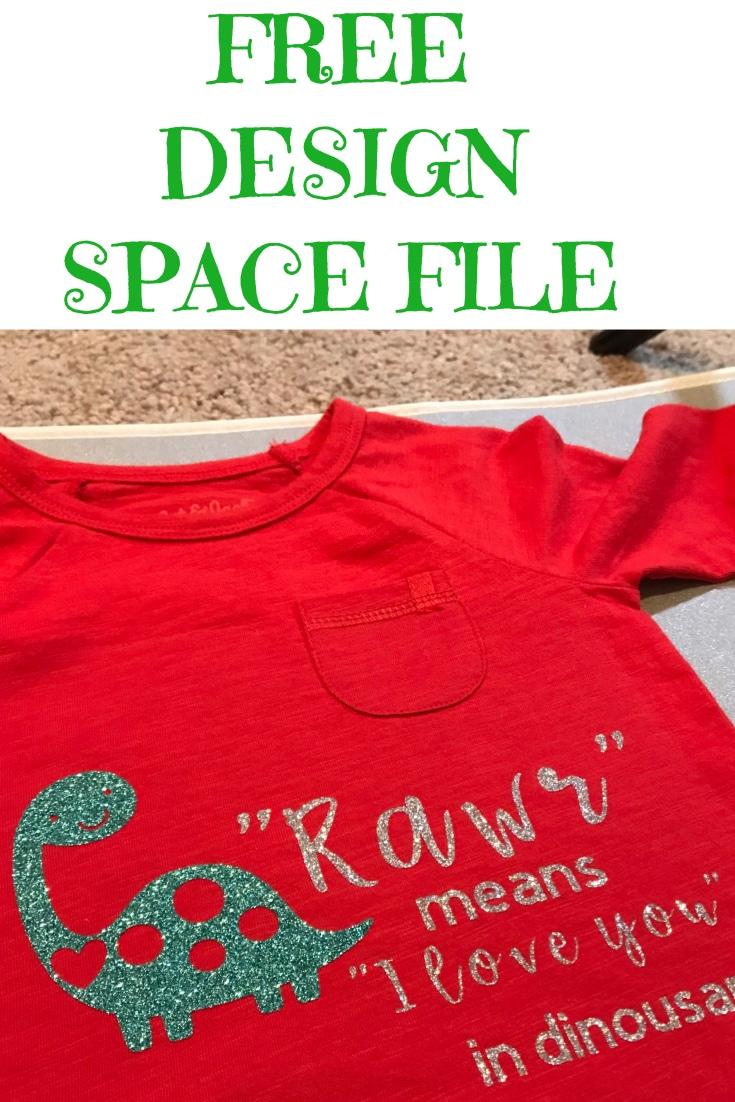 valentine's day / design space / cricut maker / cricut explore air / cricut diy projects / diy t-shirt via @clarkscondensed
