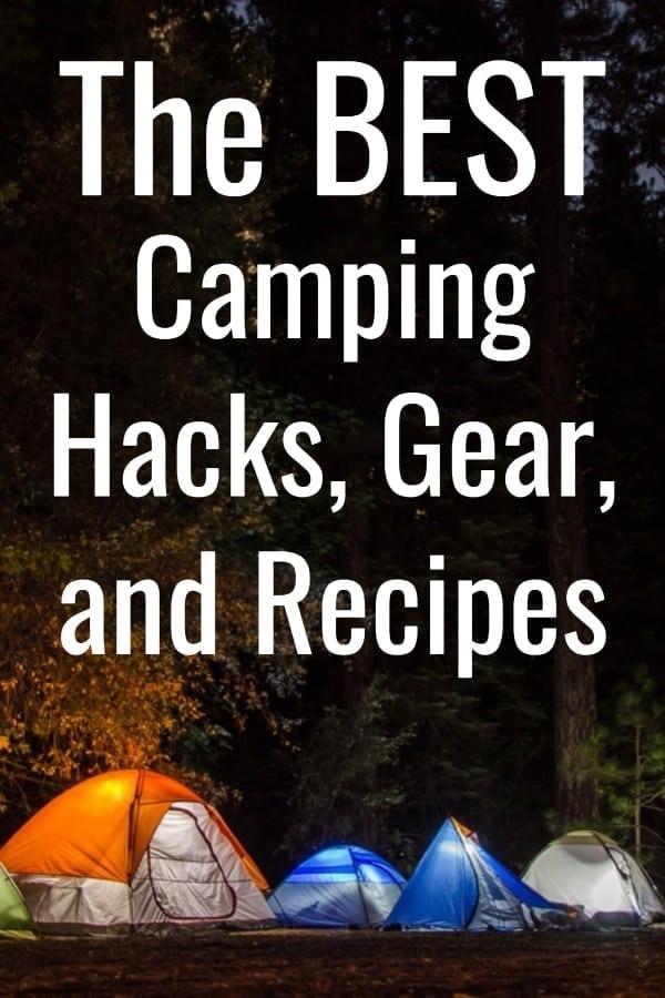 Camping Hacks / Camping Tips and Tricks