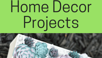 40 Of The BEST Cricut Home Decor Projects