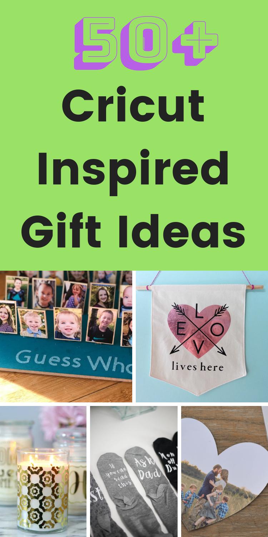 Cricut Gift Ideas / Cricut Inspired Ideas / Cricut Crafts / Cricut Maker / Cricut Explore Air 2 via @clarkscondensed