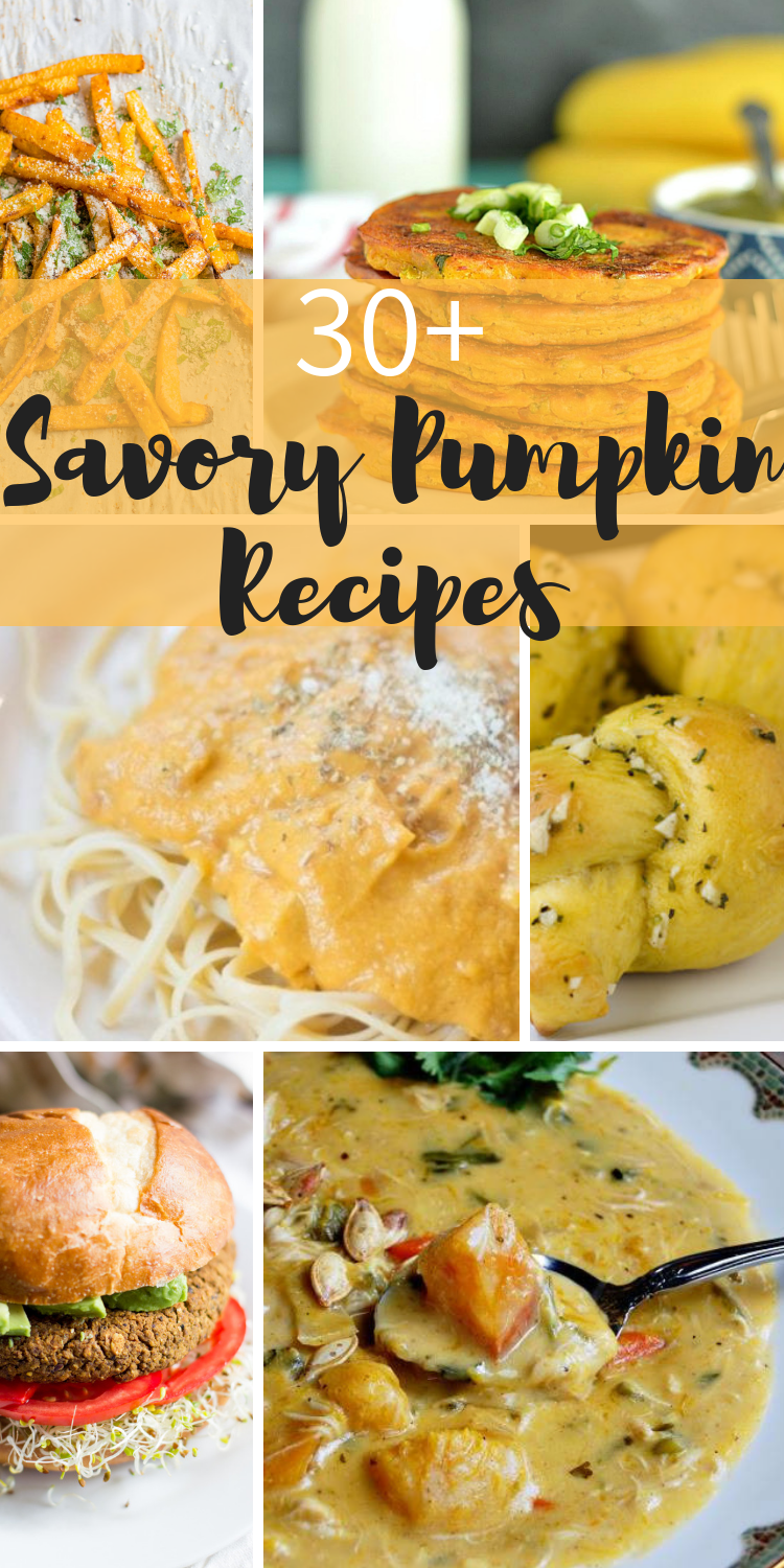 Pumpkin Dinner Recipes