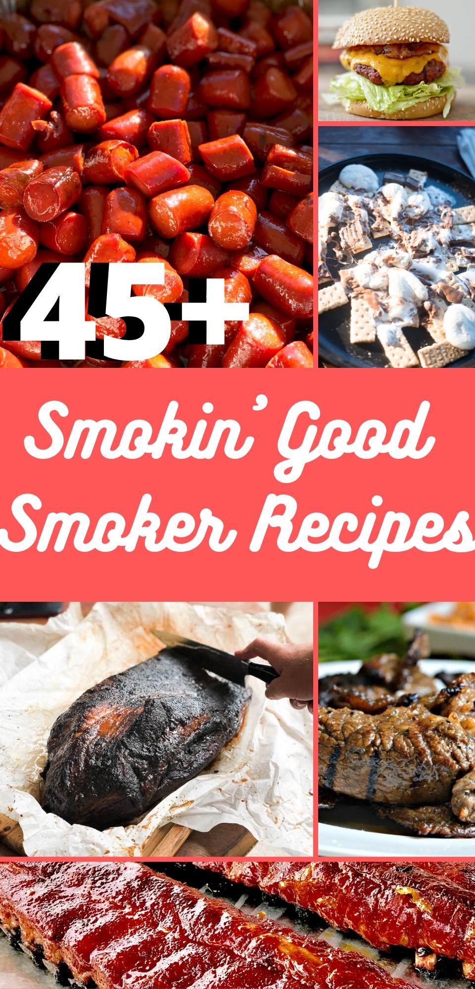 Traeger Recipes / REcipes for Traeger / Smoking REcipes / Smoker Recipes / Traeger / Grill Recipes / Outdoor Cooking #Traeger #TraegerRecipes #TraegerGrill #Smoker #Smoking via @clarkscondensed