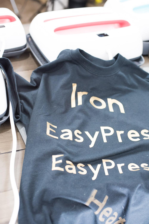 Iron Vs Cricut Easypress Vs Heat Press Which One Should