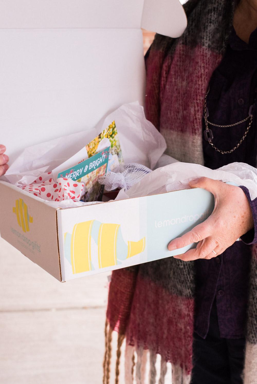 Lemon Drop Gifts Box
