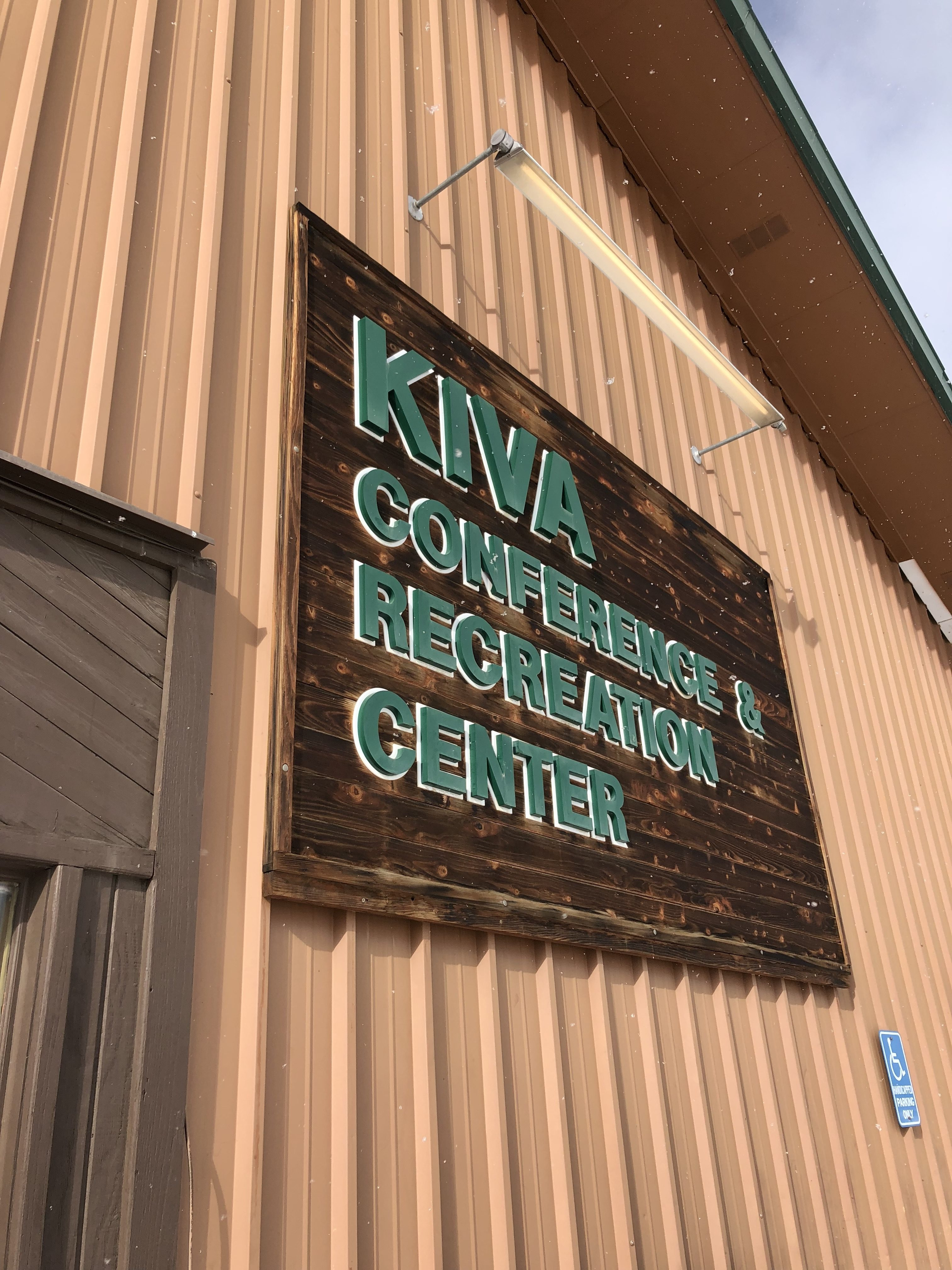 Kiva COnference and Recreation Center