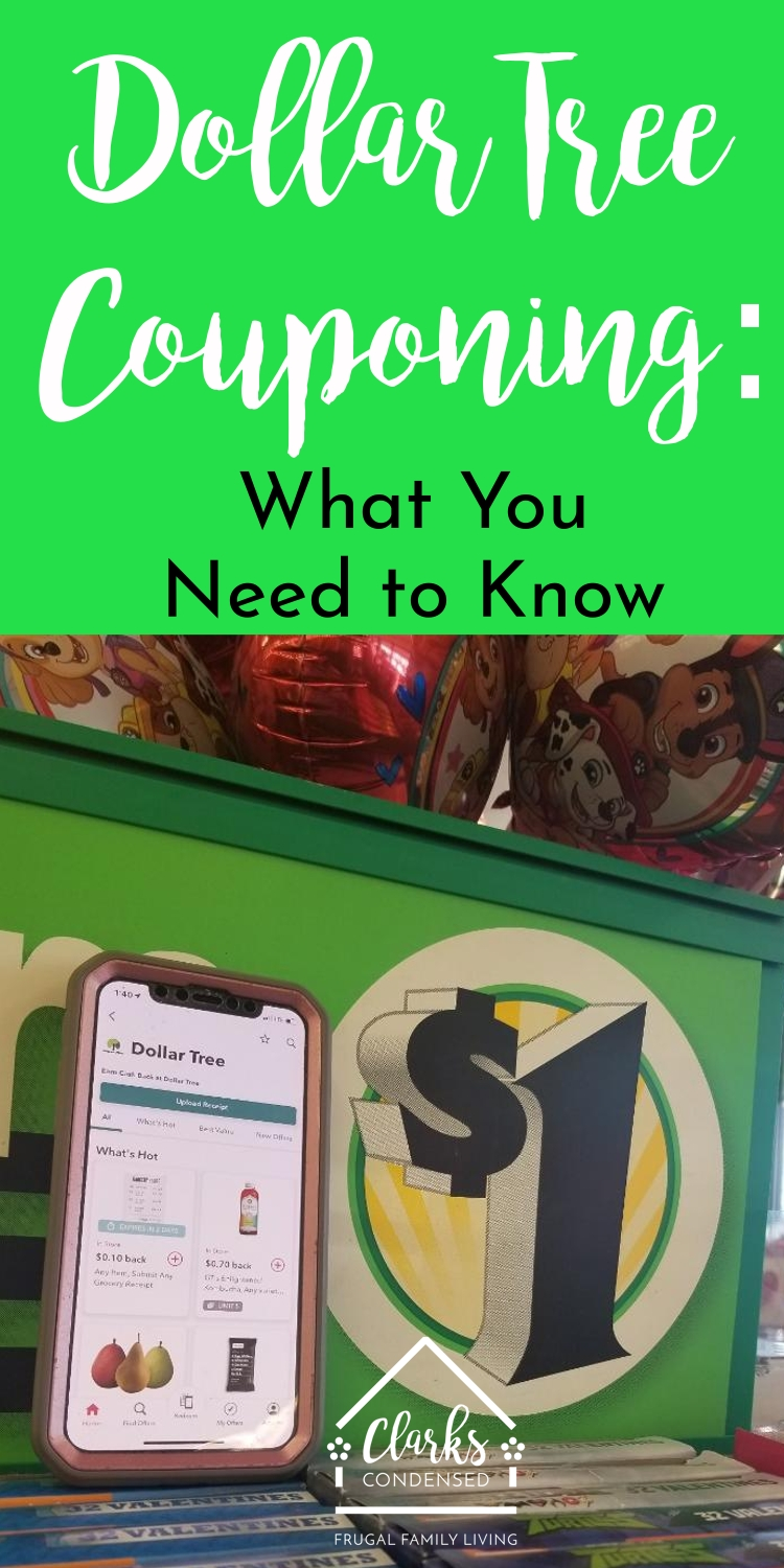 Dollar Tree / Dollar Tree Coupons / Dollar Tree Tips / Couponing via @clarkscondensed