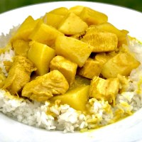 Easy Chicken Curry for the Whole Family