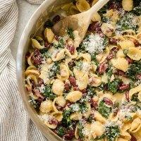 One Pot 30-Minute Pasta e Fagioli