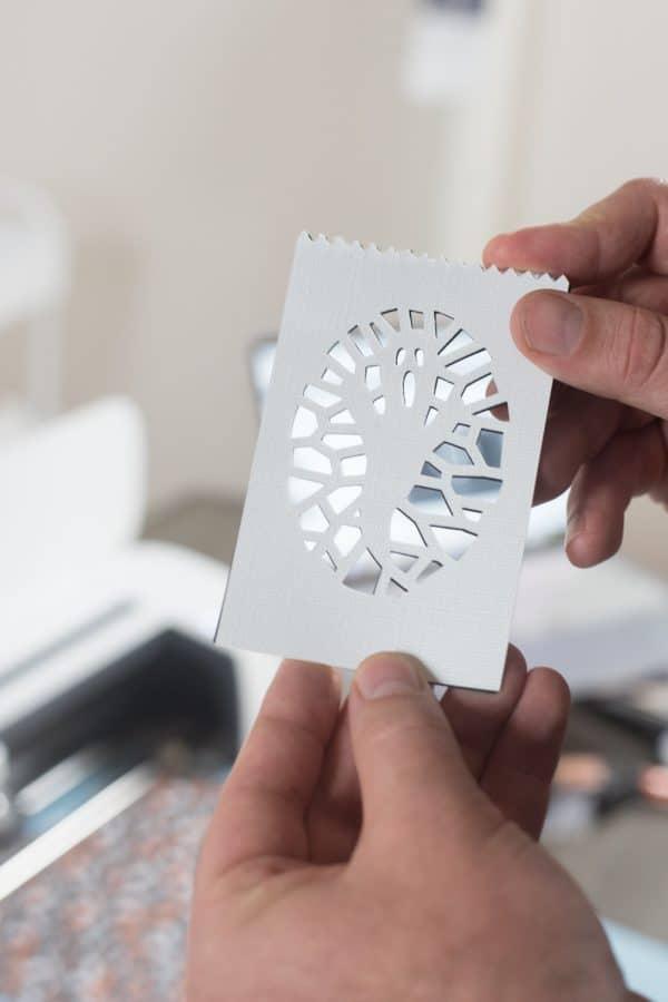 cut out paper