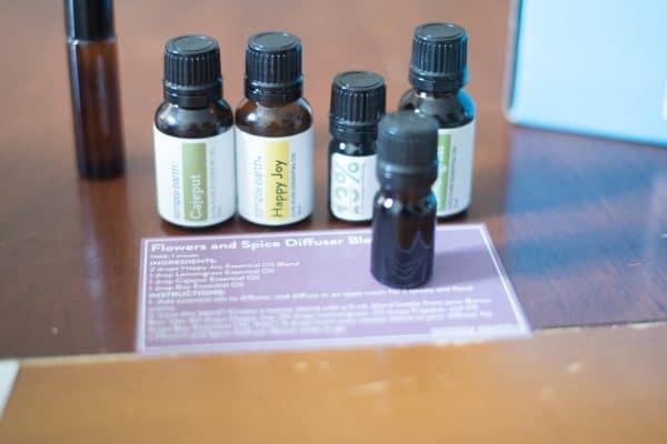 essental oils