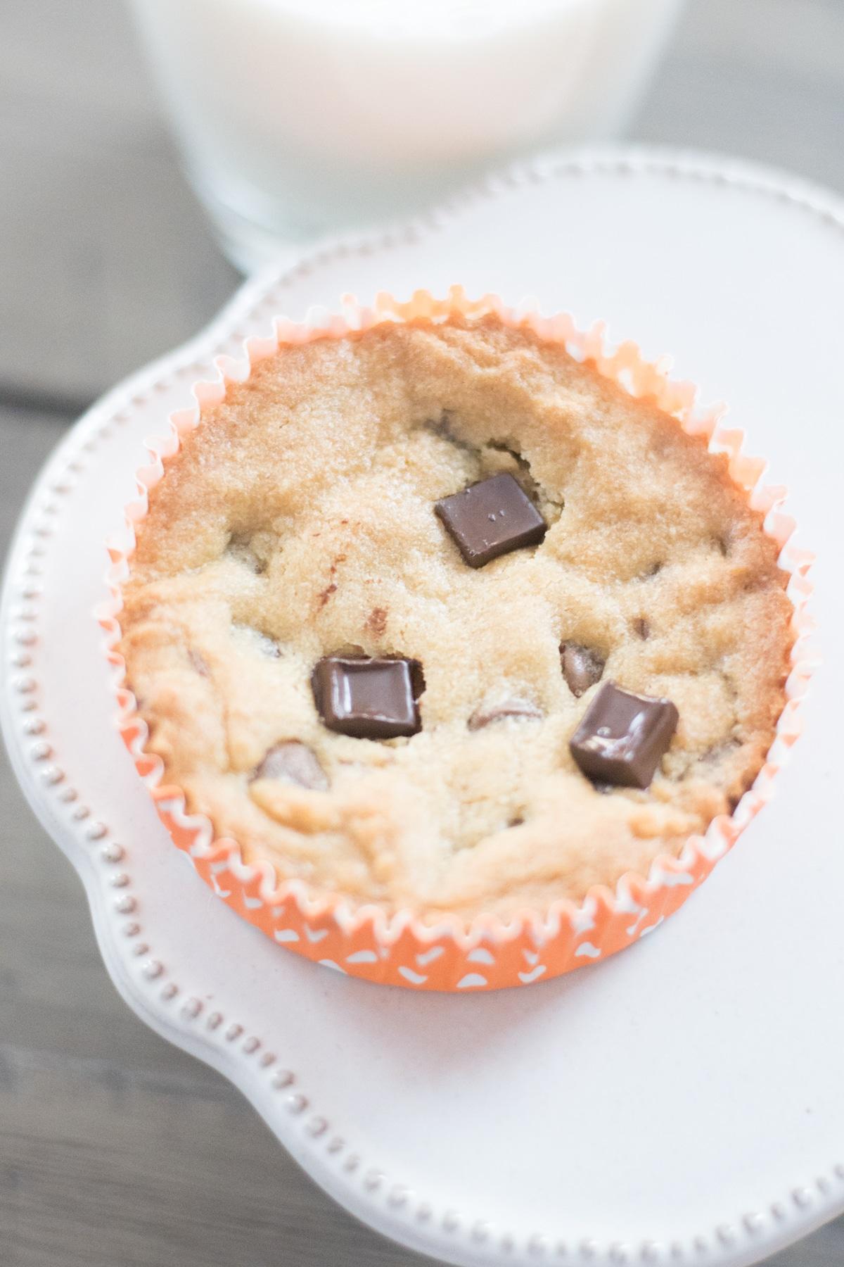 deep dish cookie from disneyland