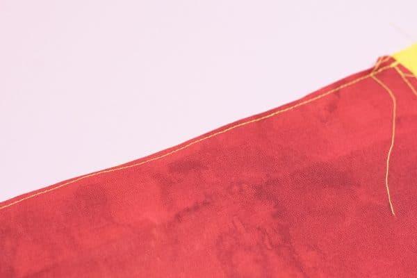 Mask cloth texture
