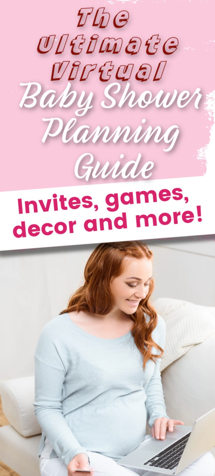 Virtual Baby Shower Ideas: The Ultimate Guide via @clarkscondensed