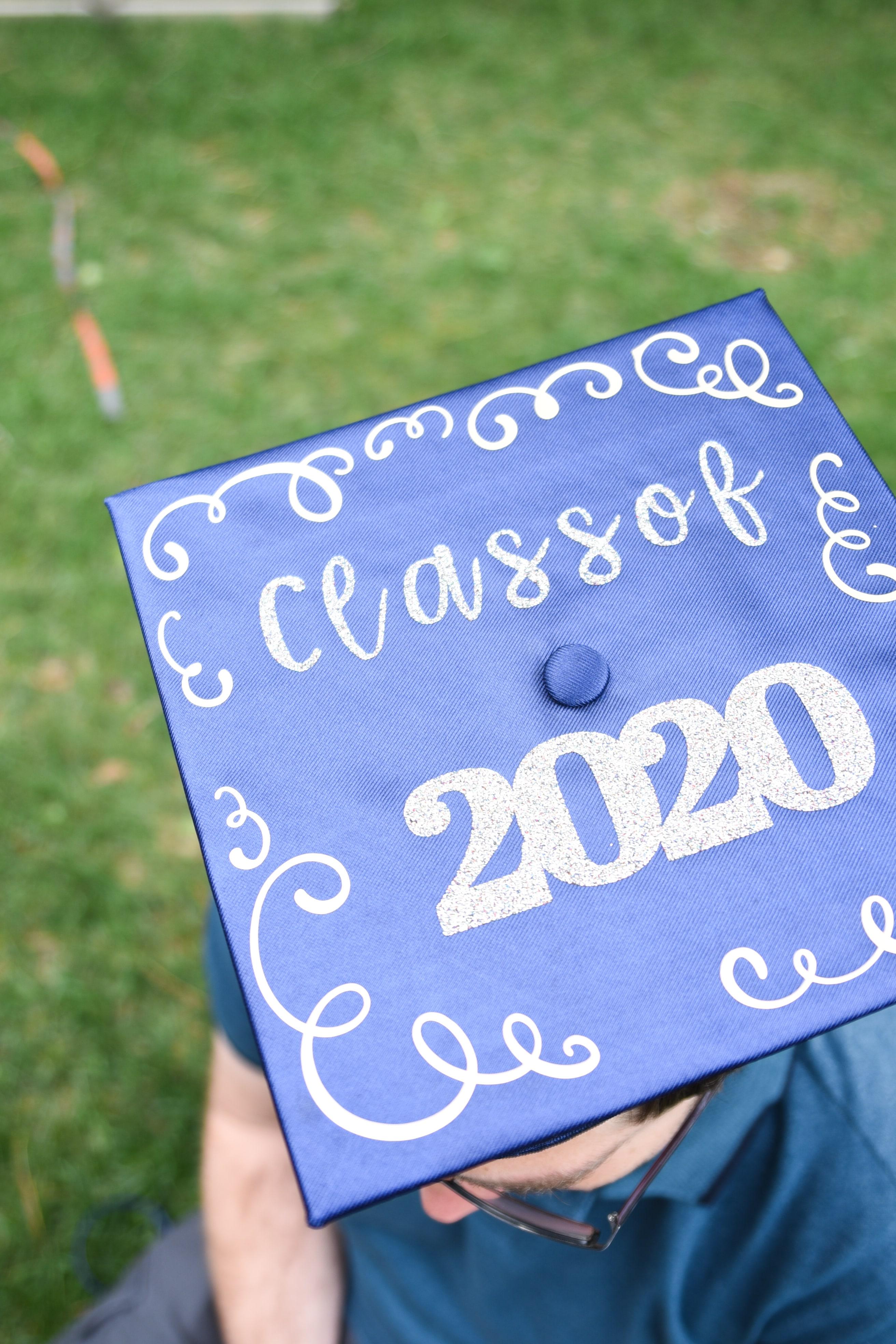 Cricut Graduation Cap Ideas