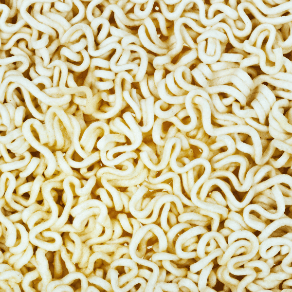 top ramen noodles