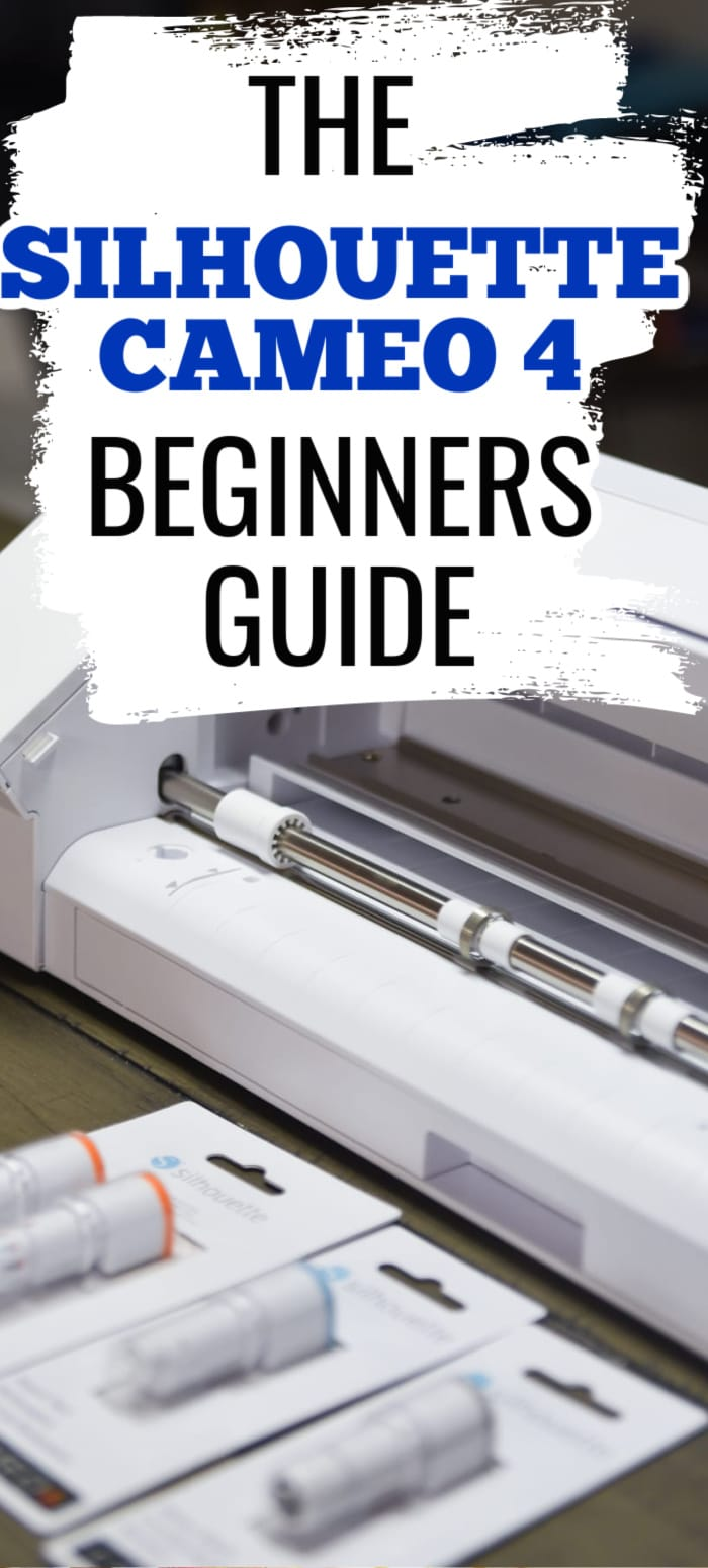 The Silhouette Cameo 4 Beginner's Guide via @clarkscondensed