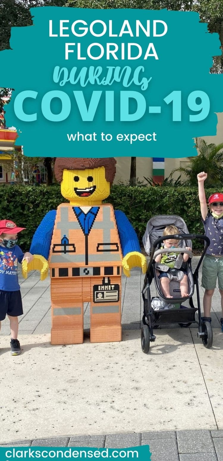 Legoland Florida: What to Expect During Covid-19 via @clarkscondensed