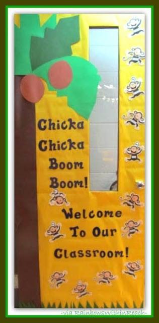boom chicka boom door