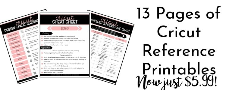 Cricut Tips for Beginners
