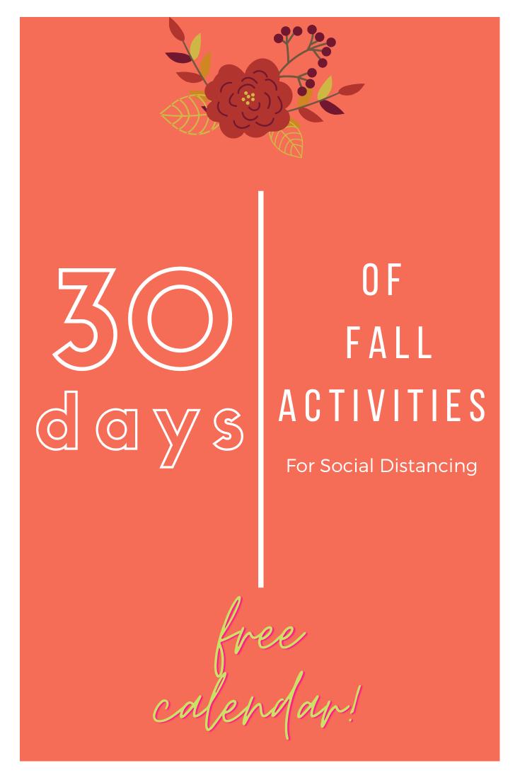 "<span itemprop=""name"">30 Days of Fall (Social Distancing Activities)</span> via @clarkscondensed"