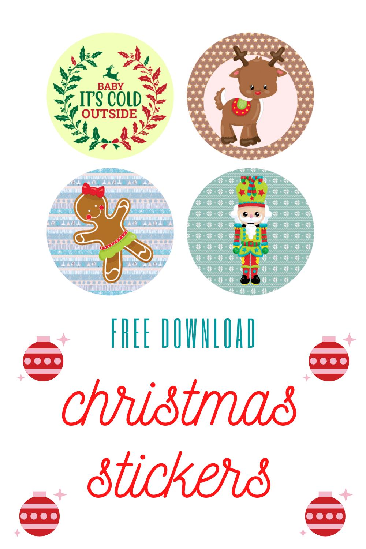 "<span itemprop=""name"">Christmas Stickers</span> via @clarkscondensed"