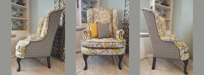 wingback-chair-upholstery