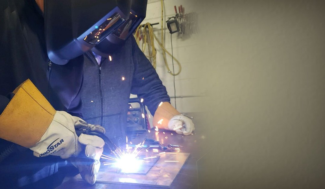 Welding for Beginners