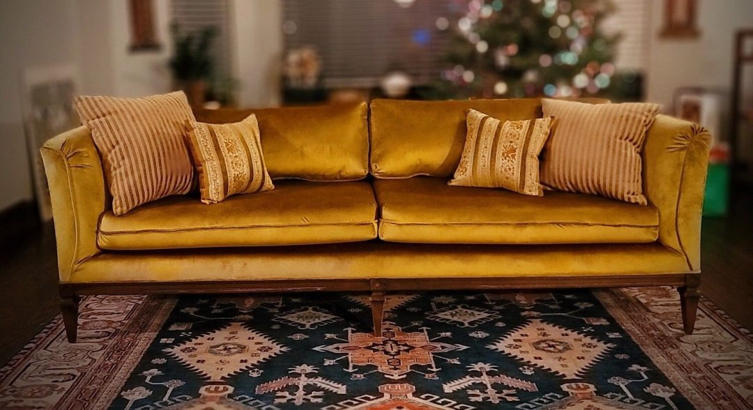 Upholstery pricing couch