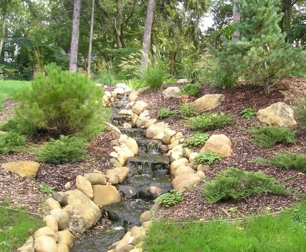 water features clarks landscape