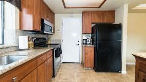 13-Kitchen And Garage Door